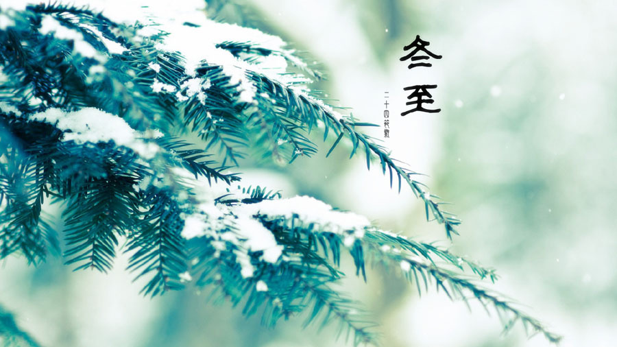 冬至(英语:winter_solstice)